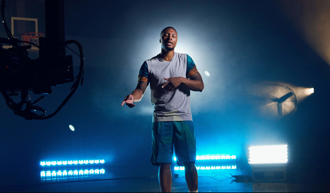 Take a Look at NBA Star Damian Lillard Like You Never Have Before