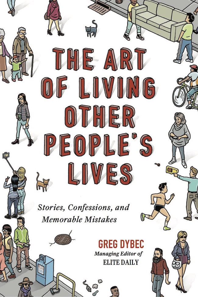 "Greg Dybec Is Relatable in ""The Art of Living Other People's Lives"""