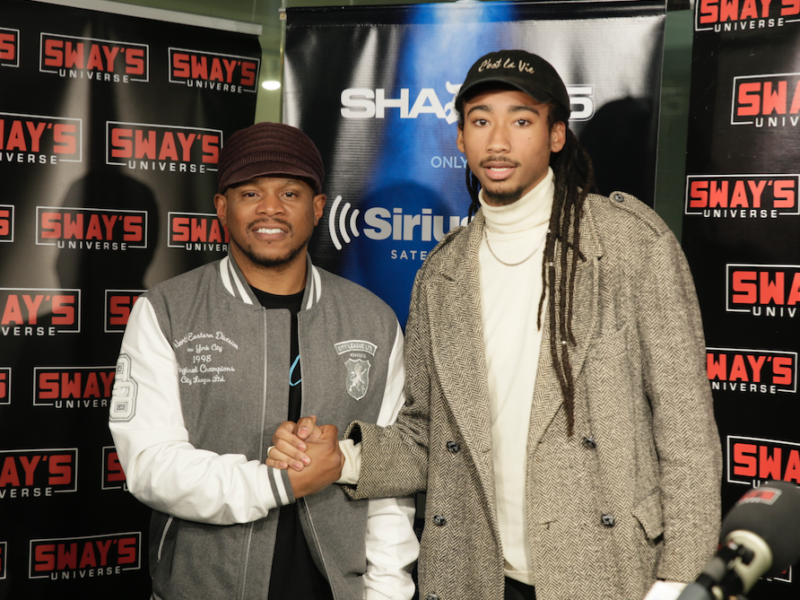 Topaz Jones 5 Fingers of Death on Sway in the Morning