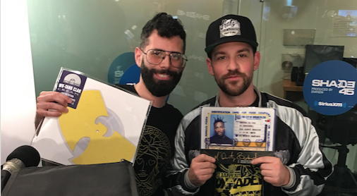 Guest Mix on Sway in the Morning: DJ Soul Clap