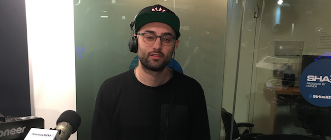 Sway in the Morning Guest DJ Mix: DJ Shiftee