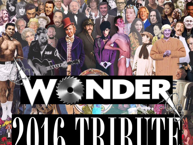 2016 Tribute Mix