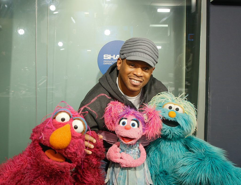 Sesame Street RAP on Sway in the Morning!