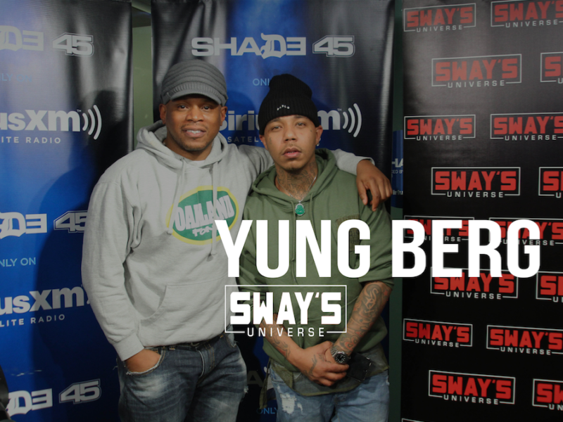 Yung Berg Breaks Down Stories Behind Hits with Big Sean, Chris Brown & Jeremih