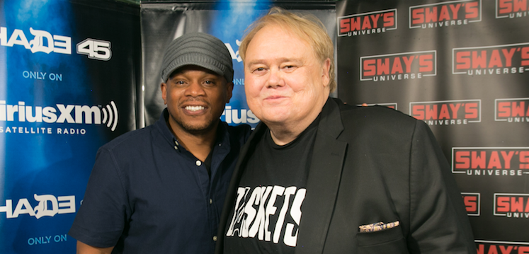 "Louie Anderson's Amazing Story Behind Landing Role in ""Coming To America"""