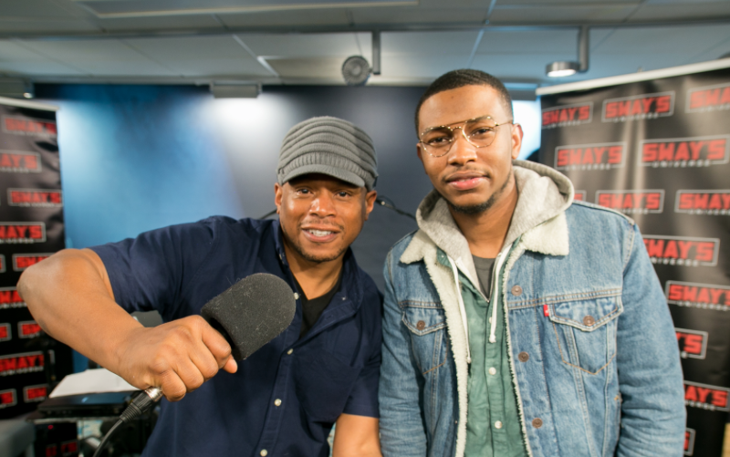 Nick Grant Performs Live + Breaks Down Lyrics on Sway in the Morning