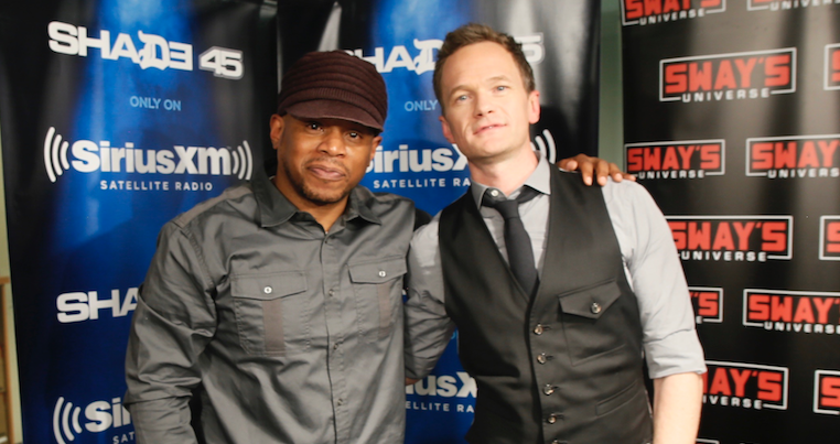 Neil Patrick Harris Interview on Sway in the Morning