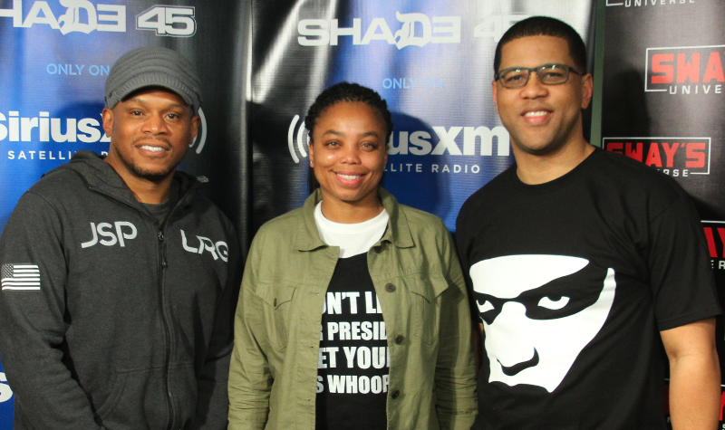 "Michael Smith & Jemele Hill Talk Football & Unapologetic ""His & Hers"" Sports Show"