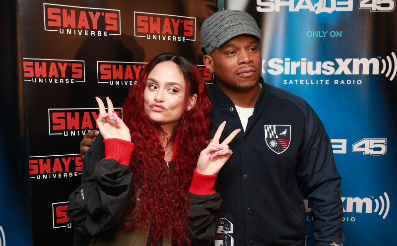 "Kehlani Gives Raw Story Behind Journey to ""SweetSexySavage"" Album"
