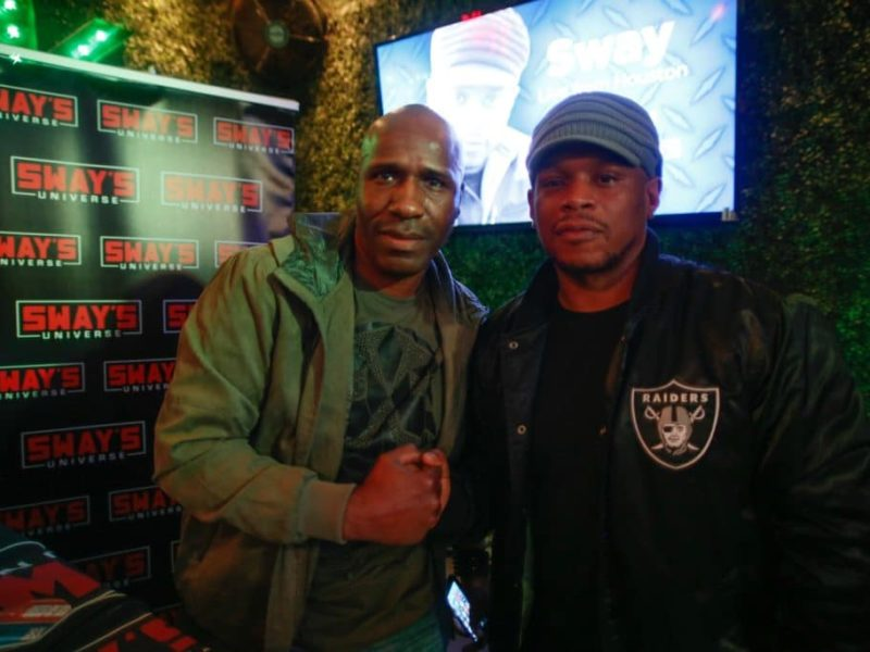 Willie D Drops Gems & Talks Politics on Sway in the Morning