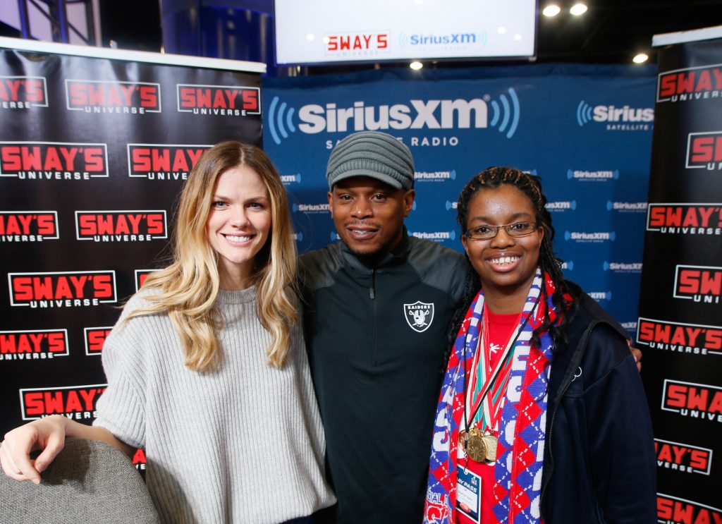 Special Olympic Representatives: Brooklyn Decker & Sharita Taylor Speak on Winning with Grace