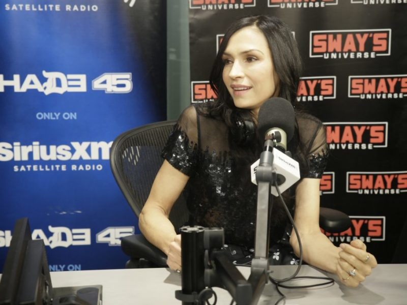 Famke Janssen On Being Type Casted, Playing a Transgender Woman & Thoughts on Marijuana