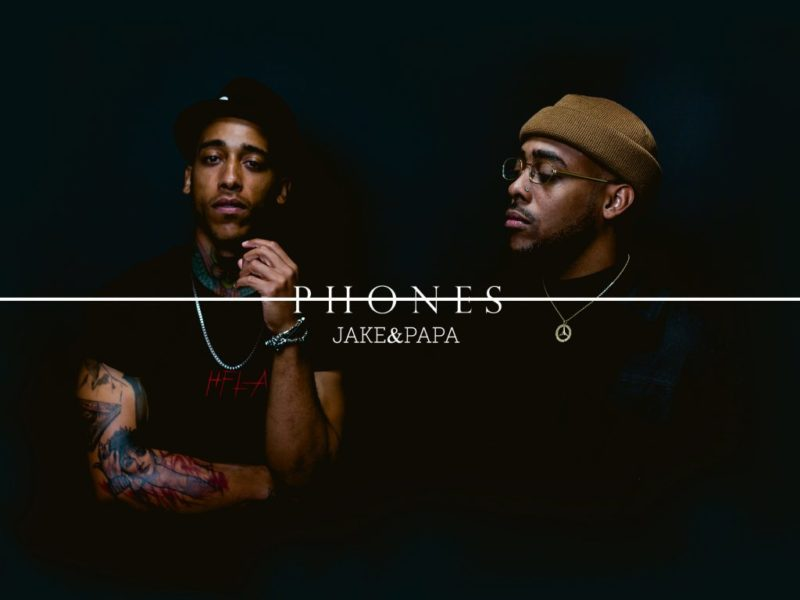 "Jake&Papa Release New Single ""Phones"""