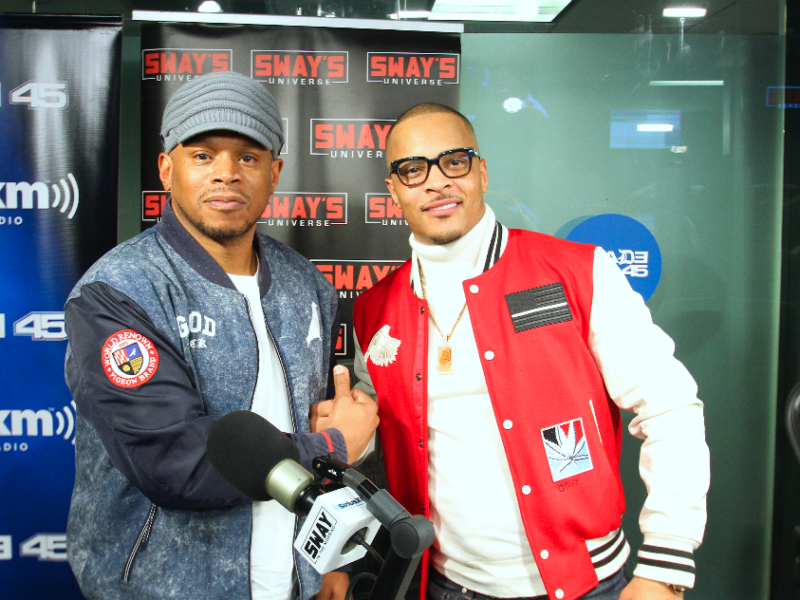 T.I. on Why He Responded To Lil Wayne Publicly + When Trap Music Goes Too Far