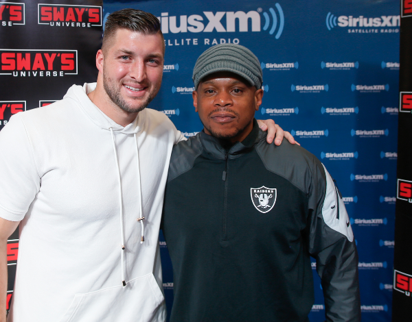 Deion Sanders' Son Raps Live on Sway in the Morning