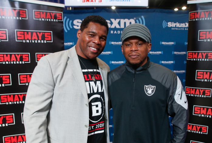 Herschel Walker Explains Why He Supports Donald Trump