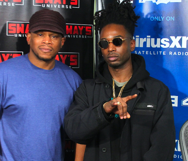 "CyHi the Prynce on Working with Jay Z, Cypher Rap with Big Sean & ""Legend"" Freestyle"