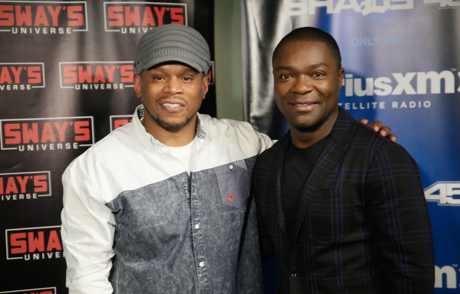 "David Oyelowo Speaks on ""A United Kingdom"" Movie + Overcoming Interracial Dating Challenges"