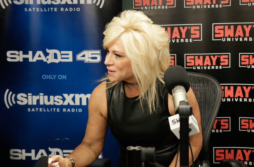 Psychic Medium Theresa Caputo Reads Sway and Heather B