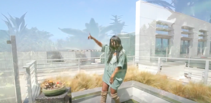 "Watch Lexx Sequoia & Bridget Perez ""On The Roof"""