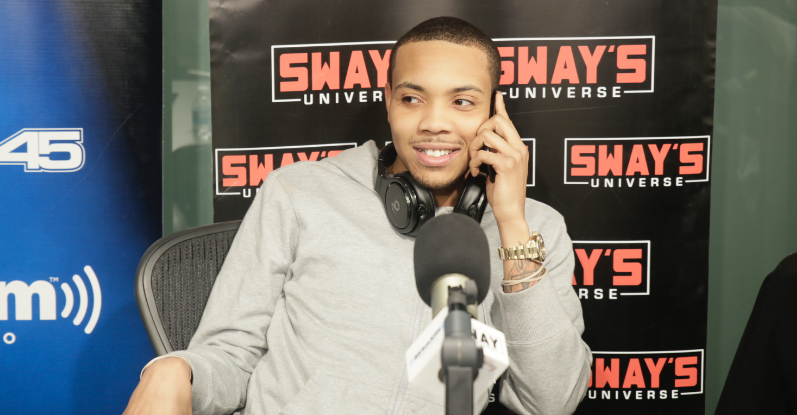 G Herbo Freestyles Live + Tupac Influence & How He Chooses Excellence