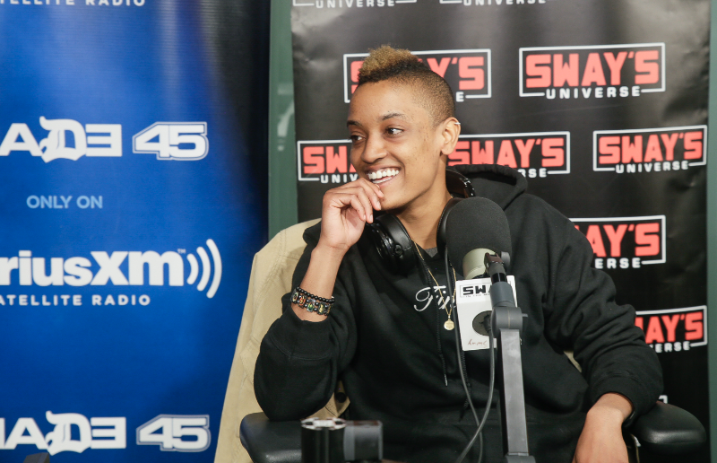 Syd Speaks on New Music, Monogamy & Homophobia on Sway in the Morning
