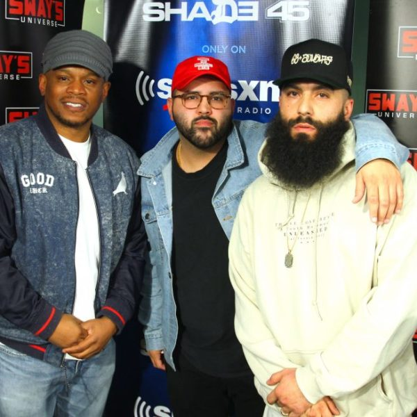 Crazy Legs Gives a Lesson on Hip-Hop on Sway in the Morning