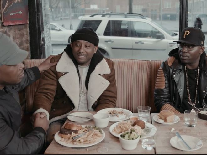 Maino and Uncle Murda Can Really Relate to the Struggle Ahm is Facing on The Breaks
