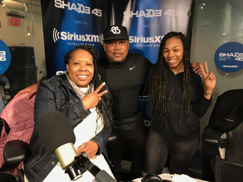 Sway's Universe Exclusive: Daymond John Drops Motivational Tracks