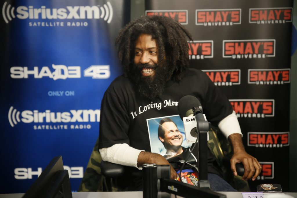 Murs on Having a Gun out on His Head, Lyrical Breakdown & Freestyles + Introduces Curtiss King