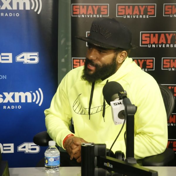 Tyga Paw Mixes Live on Sway in the Morning