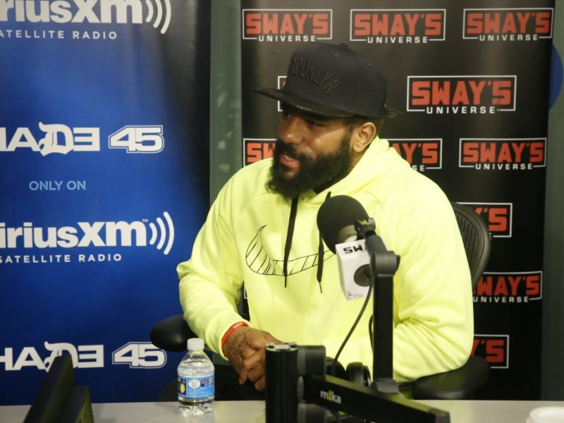 Curtis Stevens on Knocking Out 10-Year Olds & Upcoming Fight with David Lemieux