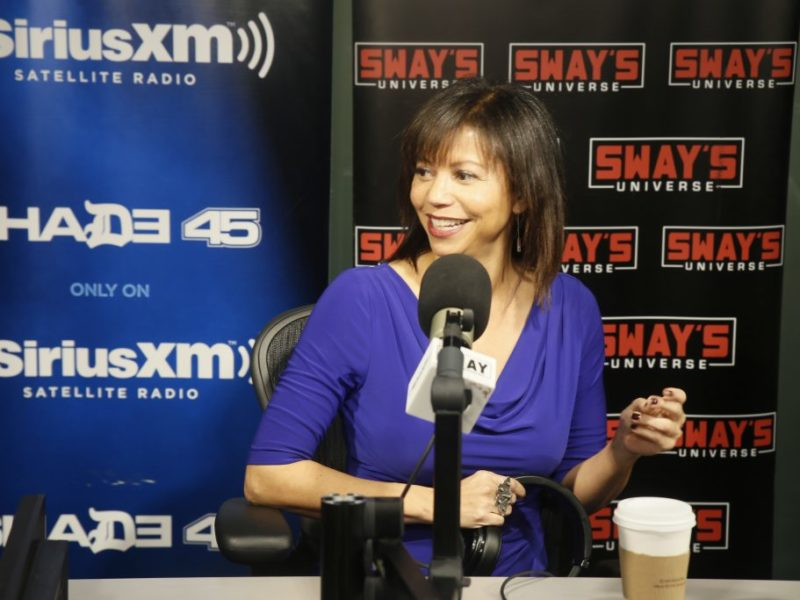 "Gloria Reuben on Auditioning for Tina Turner in Her Hotel Room + Leaving Her Role on ""E.R"" TV Show"