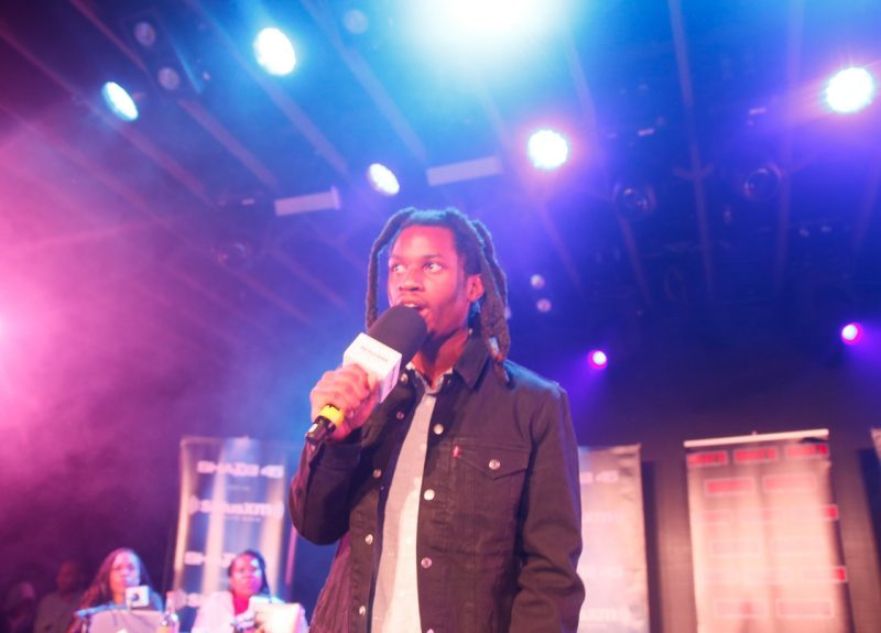 Denzel Curry Performs 'Ultimate' Live from SXSW