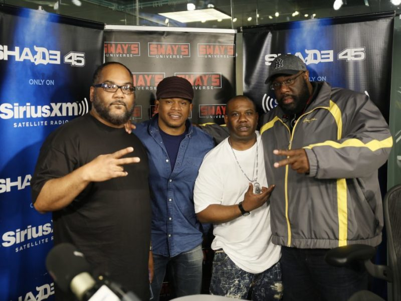 Bill Ray Murks the 5 Fingers of Death on Sway in the Morning