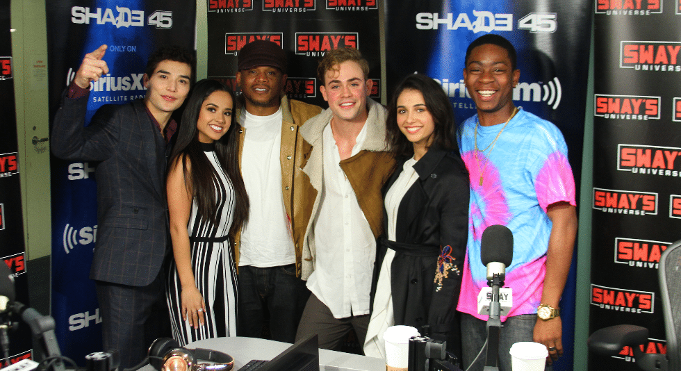 "The Cast of ""Power Rangers"" on New Found Fame + the Black Ranger Freestyles Live"