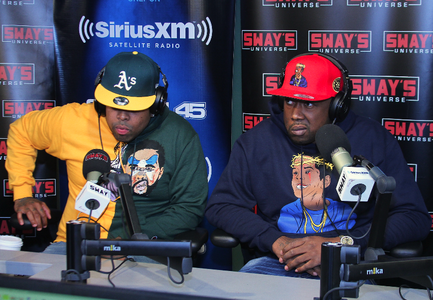 Westside Gunn and Conway Speak on Signing with Eminem, Being Shot in the Head + Freestyle