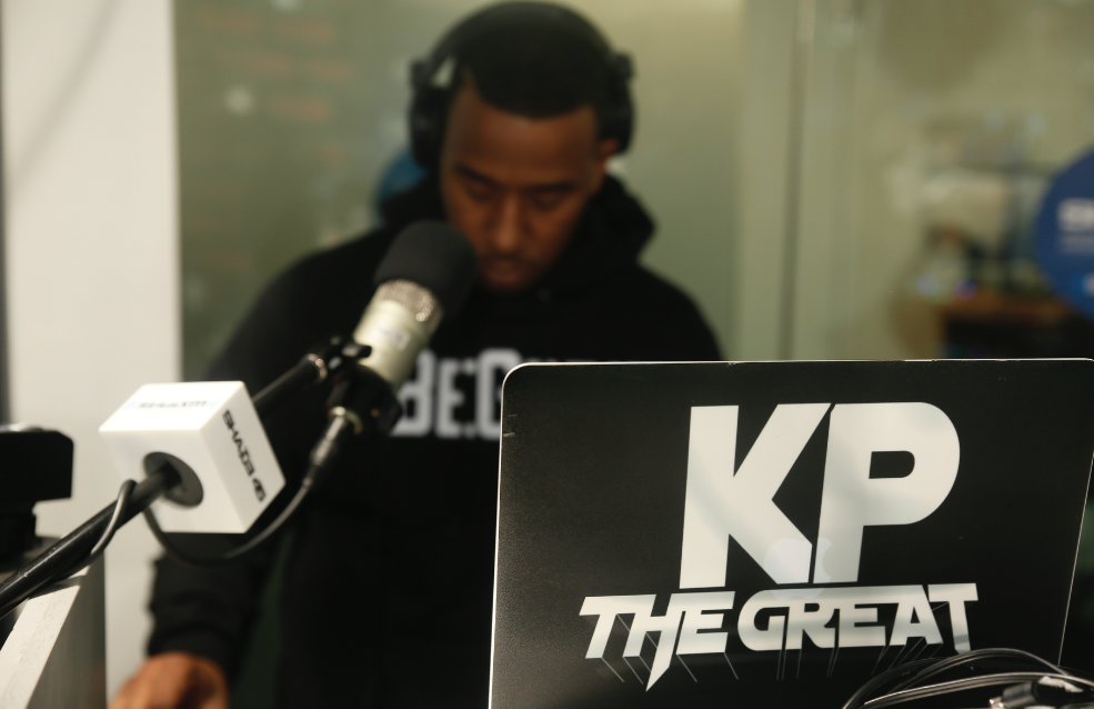 KP The Great Mixes Live on Sway in the Morning Mix