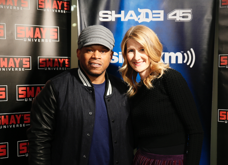 "Laura Dern Opens Up About Friendship with Tupac, Loving Hip-Hop + ""Wilson"" Movie"