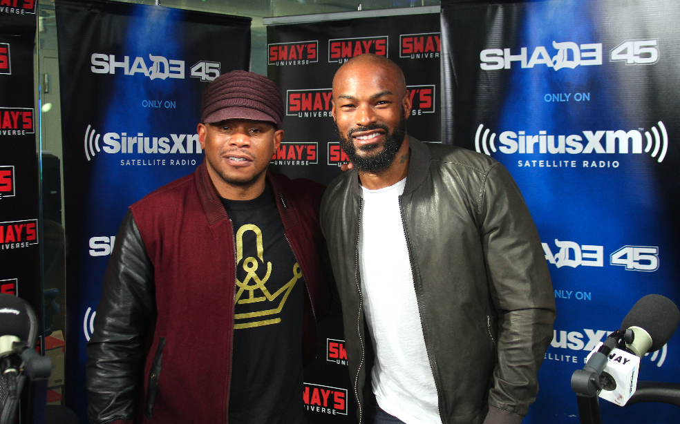 Tyson Beckford on Being First Male Super Model & Answers Homosexuality Question