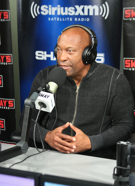 "John Singleton Tells Stories of Working with Tupac, Ice Cube, Mark Wahlberg and Tyrese + ""Rebel"" on BET"