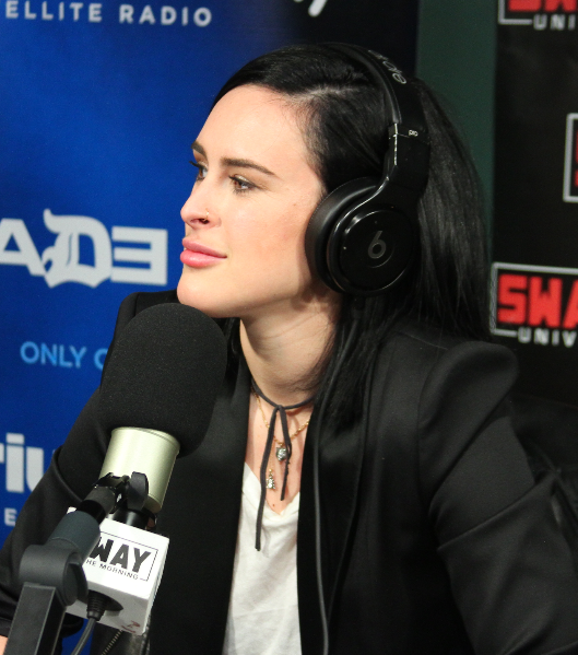 "Rumer Willis Speaks on Joining ""Empire"" + Sings Live on Sway In The Morning"
