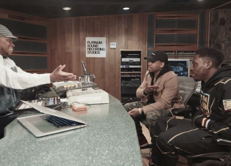 Mack Wilds and Producer Pete Rock Discuss Why Hip Hop Hooks Are a Major Key