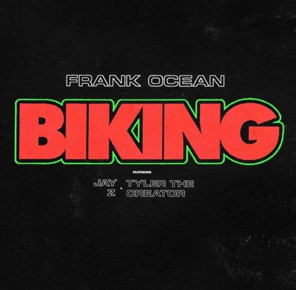 "Frank Ocean Taps Jay Z and Tyler the Creator for ""Biking"""
