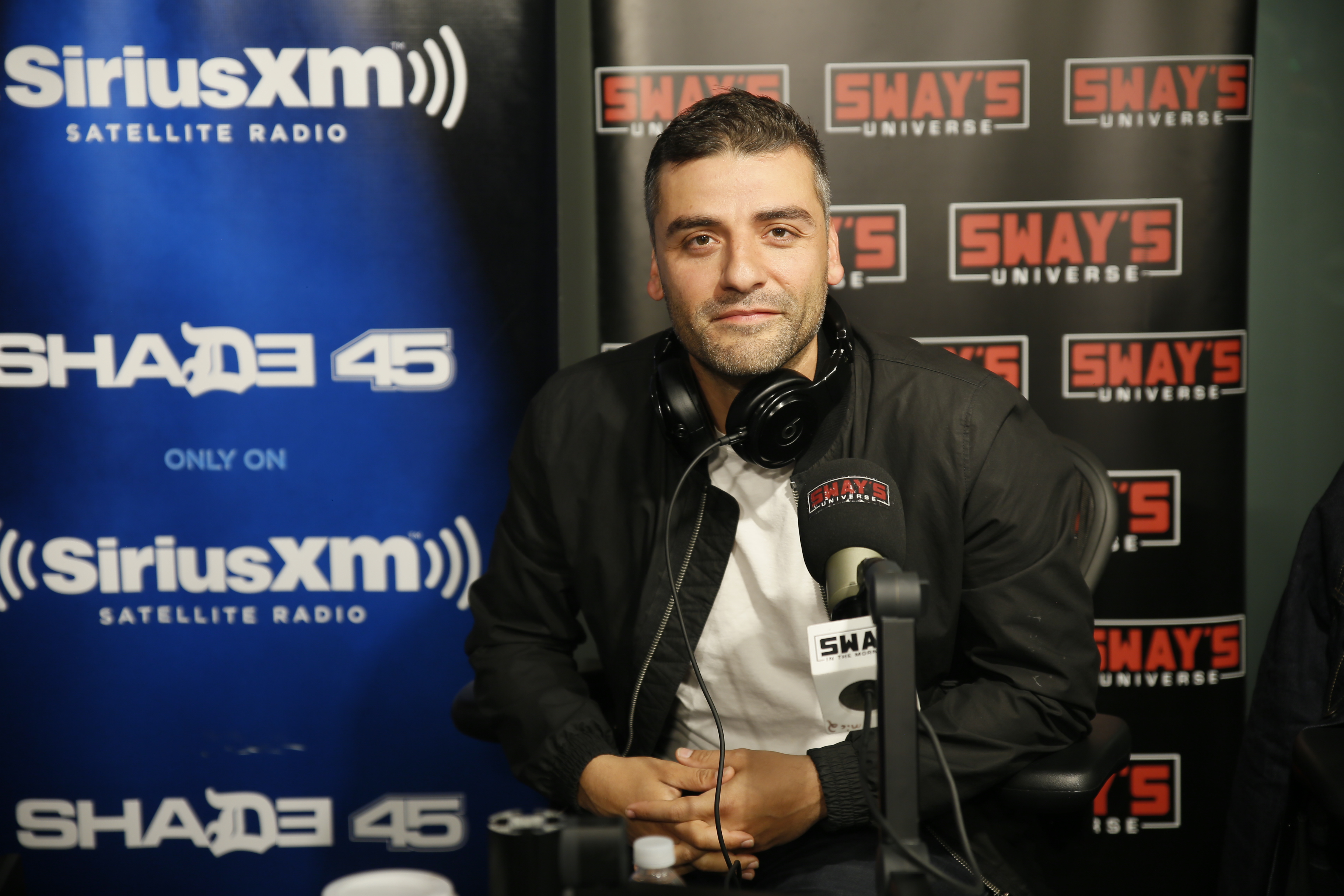 "Oscar Isaac Speaks On New Armenian Film, ""The Promise"" + Plays Guitar Live in Studio"