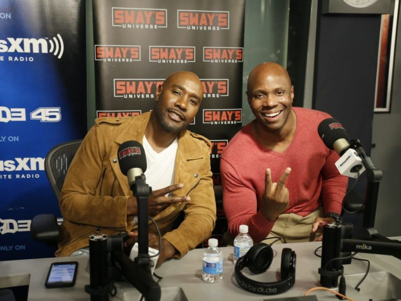 Morris Chestnut & Obi Obadike Talk Nutrition, Fitness, & New Book + NBA Finals