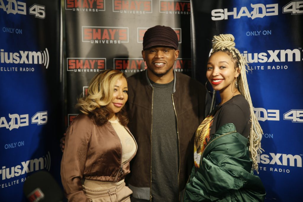 Tiny & T.I's Daughter Zonnique Speaks on Solo Music Career, Family & Sings Live