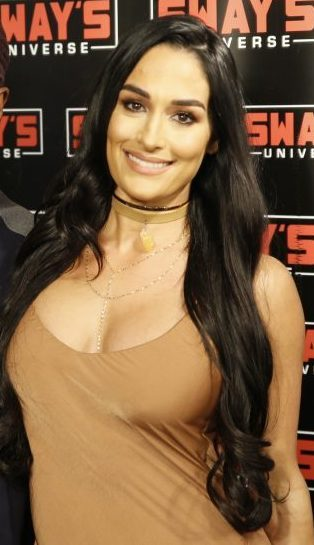Nikki Bella Says She 'Cant Wait to be a Cena'
