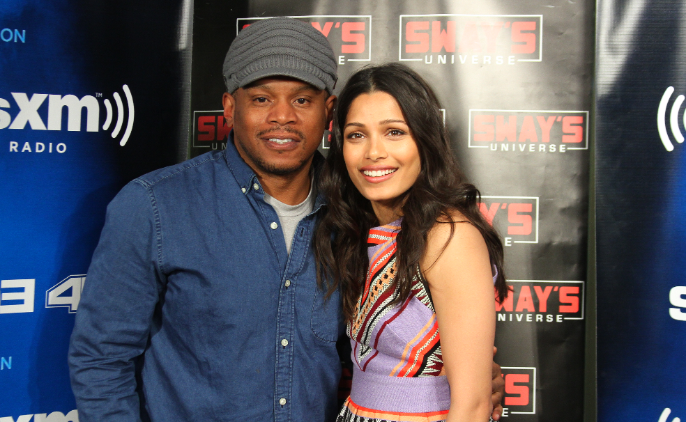Freida Pinto Speaks on Civil and Music History, Which Hip
