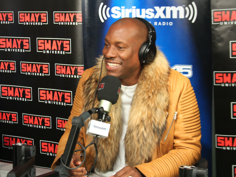 Tyrese Gibson Speaks on Vin Diesel & The Rock's Alleged Feud + State of R&B and New Black Ty Album